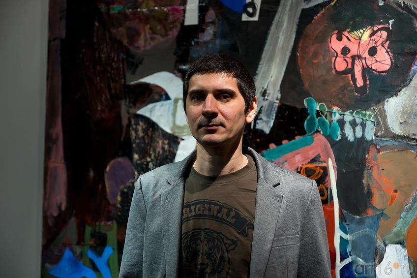 Рамин Нафиков::Оптические переживания. Выставка абстрактного искусства в ЦСИ «Смена»