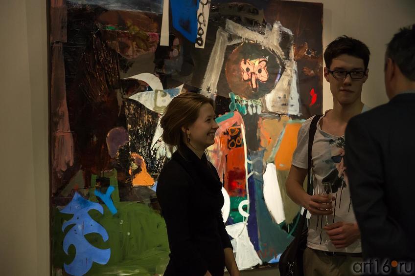 ::Оптические переживания. Выставка абстрактного искусства в ЦСИ «Смена»