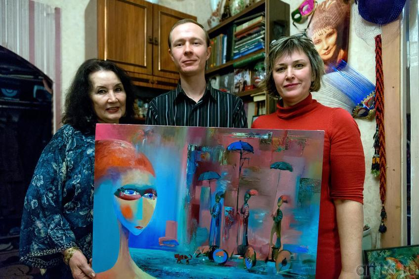 Фото №220074. Файруза Масхут, Валерий Поваринис, Елена Сунгатова