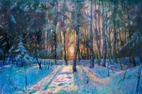 Суюров Фарид Абдрахманович. Открытие персональной выставки 30 января 2014