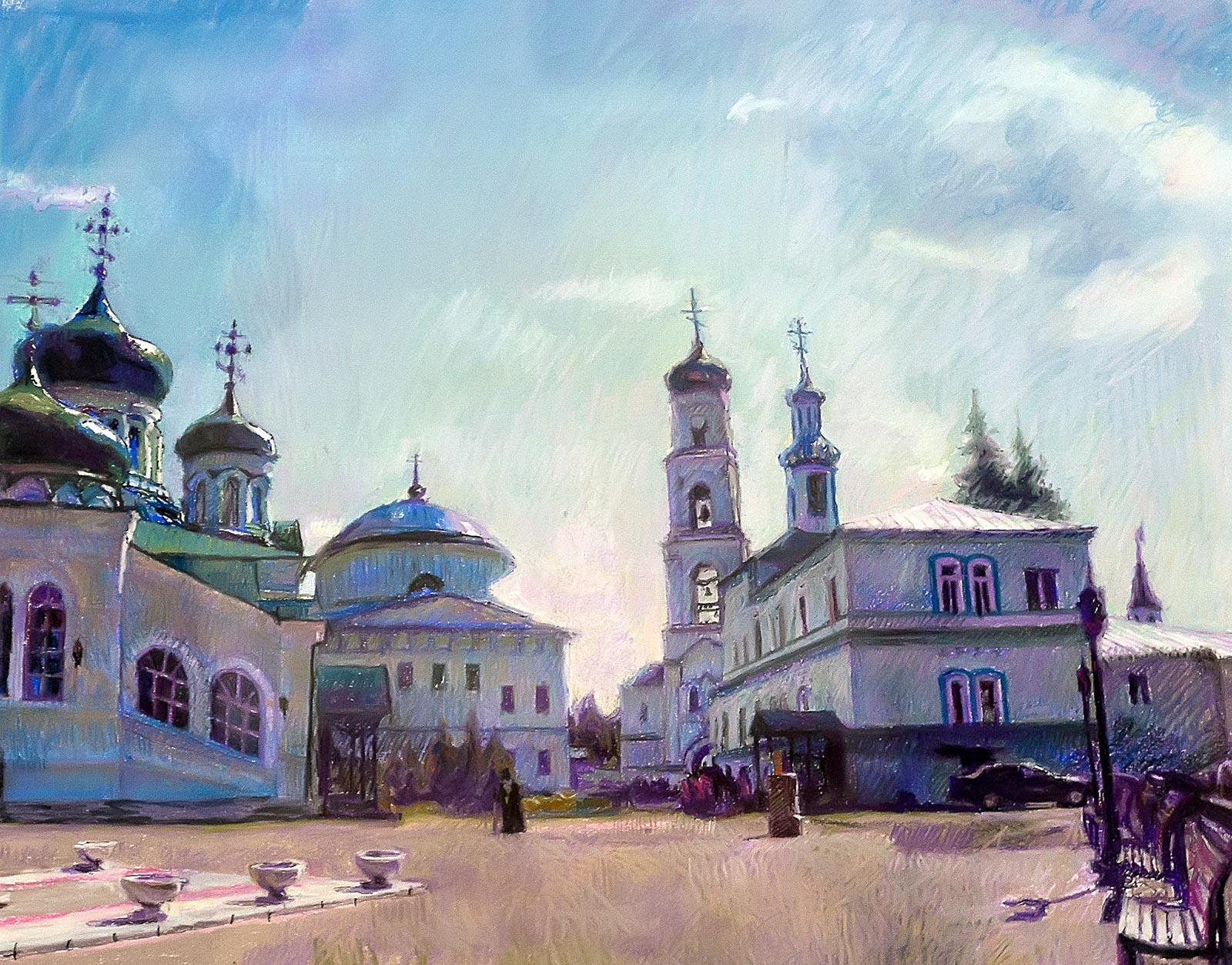 Фото №221256. РАИФСКИЙ МОНАСТЫРЬ. 2008