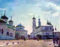 РАИФСКИЙ МОНАСТЫРЬ. 2008