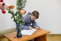 Внук Фарида Абдрахмановича Суюрова