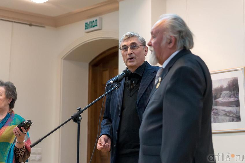 Фото №221382. Ильгизар Майберович Самакаев, Фарид Абдрахманович Суюров