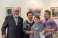 Суюров Ф.А., Супруга, внук,...