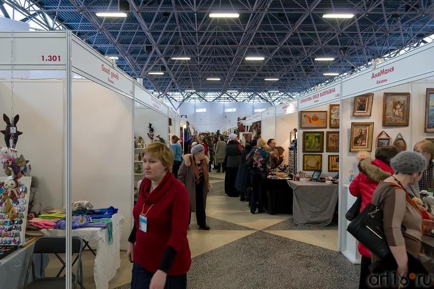 «Арт- галерея Казань — 2014» в день открытия 12.02.2014::«АРТ- галерея. Казань 2014»
