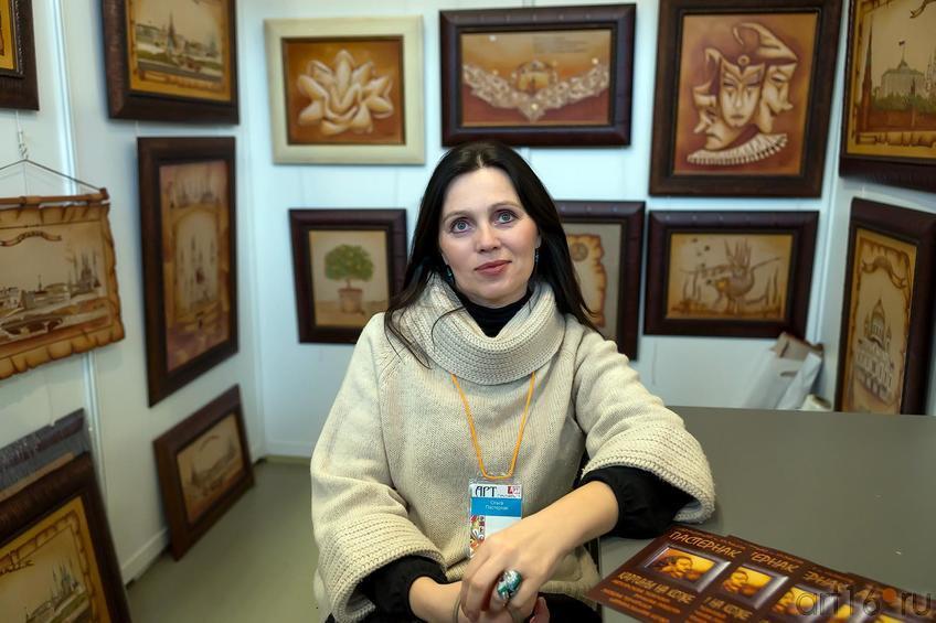 Ольга Пастернак::«АРТ- галерея. Казань 2014»