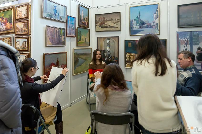 КХУ им. Фешина::«АРТ- галерея. Казань 2014»
