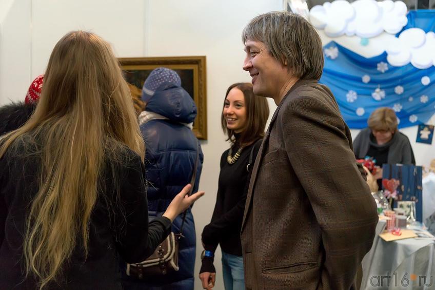 Альфрид Шаймарданов::«АРТ- галерея. Казань 2014»