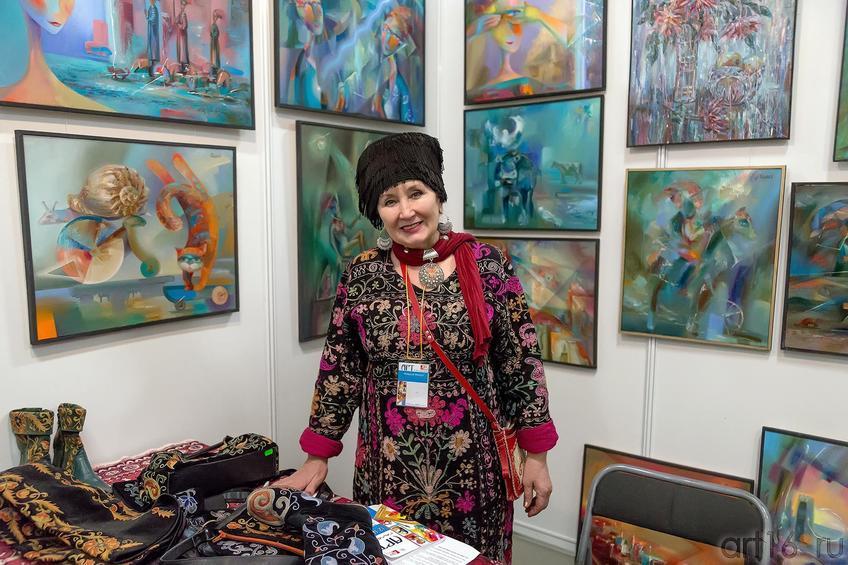 Файруза Масхут::«АРТ- галерея. Казань 2014»