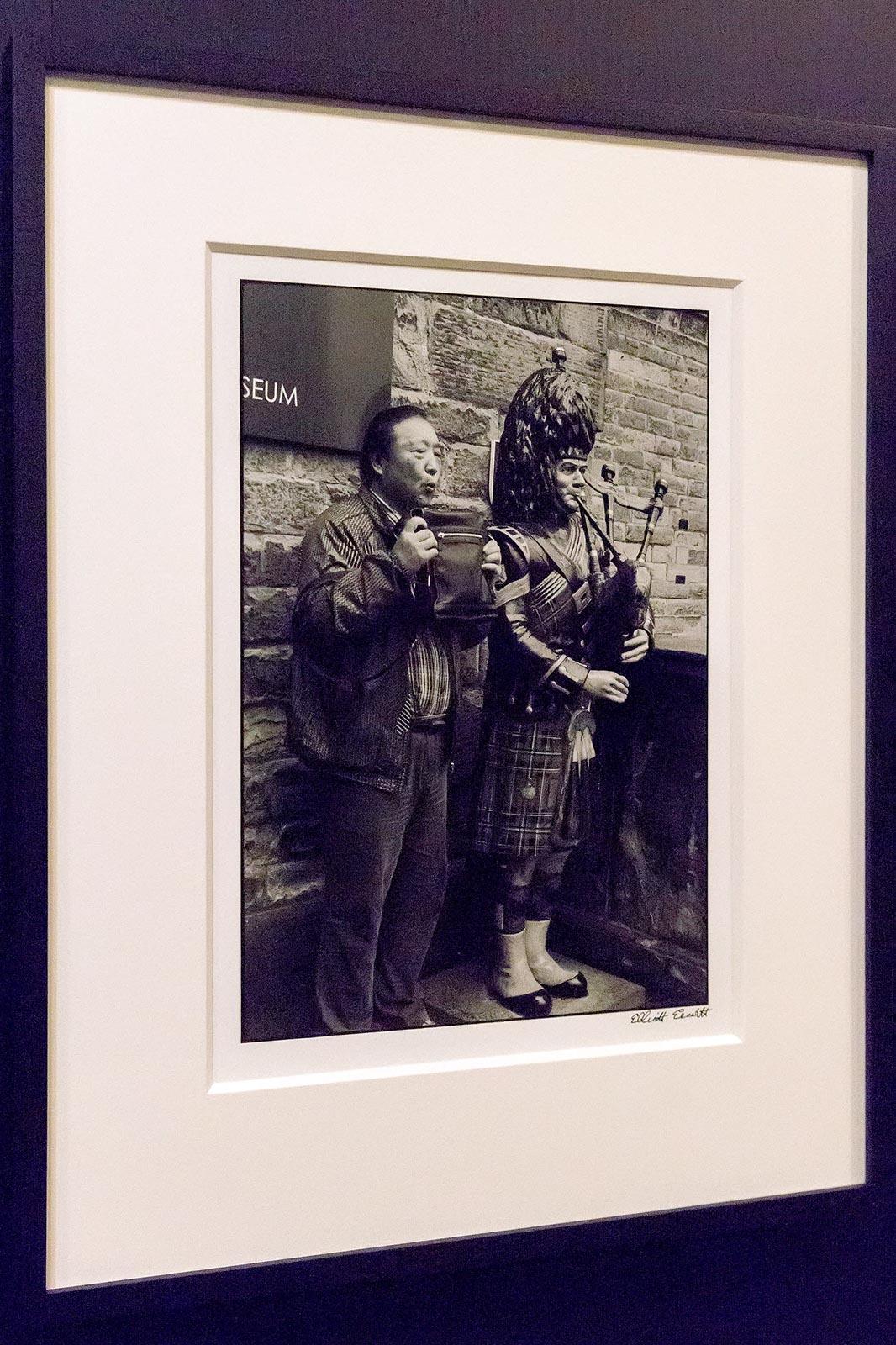 Фото №224557. Фото Эллиотта Эрвитта. Королевский музей шотландской драгунской гвардии, Эдинбургский замок, Эдинбург