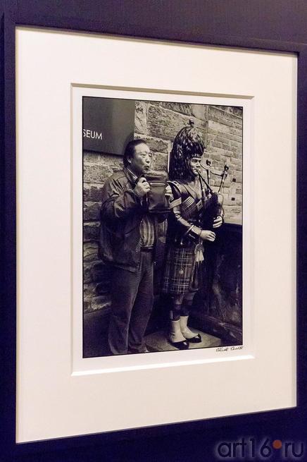 Фото Эллиотта Эрвитта. Королевский музей шотландской драгунской гвардии, Эдинбургский замок, Эдинбург::Выставка работ Эллиотта Эрвитта и Владимира Вяткина