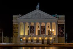 Татарский академический государственный театр оперы и балета им. М.Джалиля - 2014
