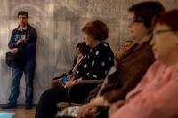 """На литературно-музыкальном вечере """"Двое в зале """"Эрмитаж"""": сентиментальный разговор тет-а-тет"""""""