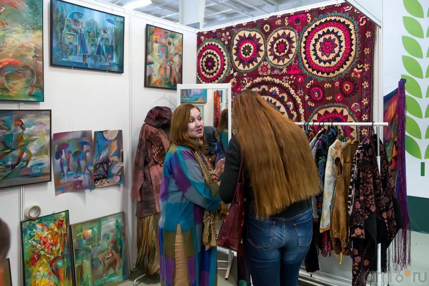 Альфия Масхут (Самарканд)::«АРТ- галерея. Казань 2014»