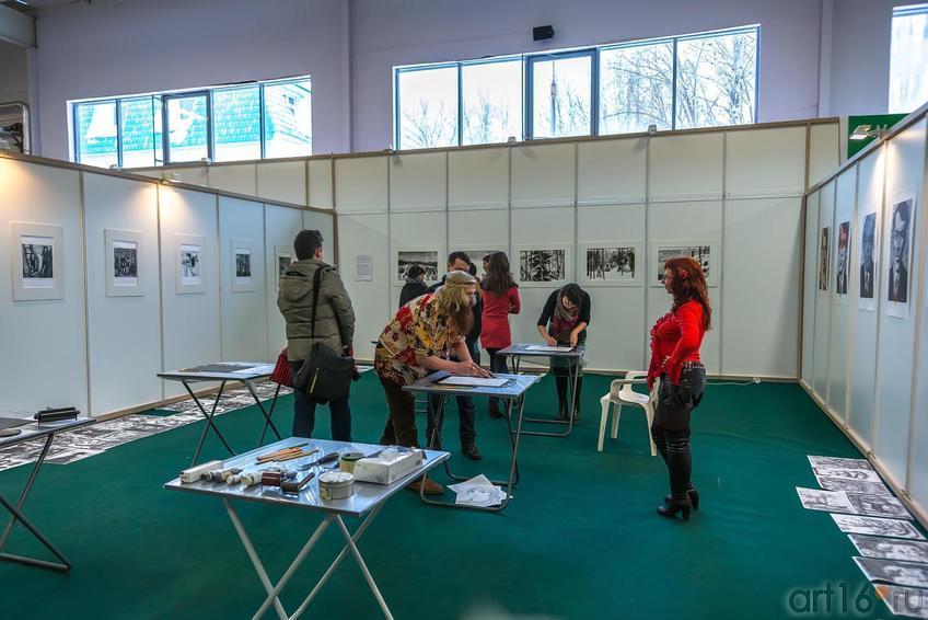 Е.Баймяшкина::«АРТ- галерея. Казань 2014»