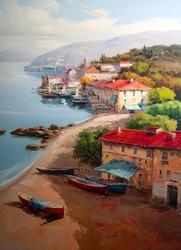 Работа итальянского художника. Галерея