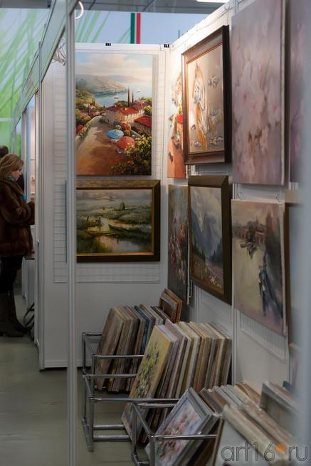 Галерея ʺШедеврʺ, Москва::«АРТ- галерея. Казань 2014»
