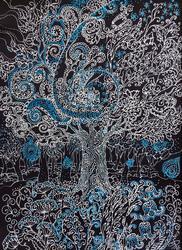 Выставка Фариды Харрасовой «ВЕТЕР ВЕЧНОСТИ»
