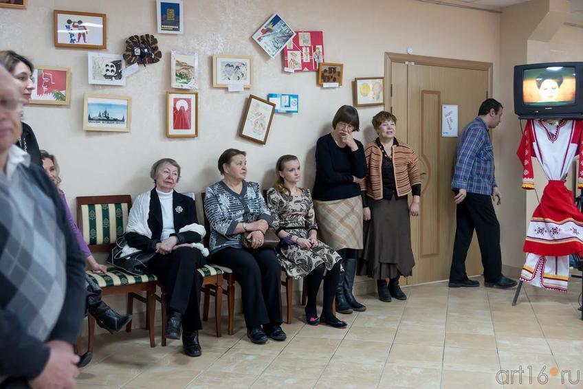 Фото №228199. Открытие выставки СКБ ''Прометей'' в Доме Дружбы народов