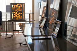 Фрагмент экспозиции выставки НИИ
