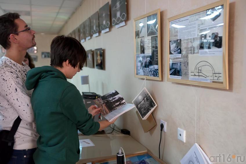 Фото №228441. На выставке СКБ ''Прометей''