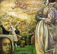АВТОПОРТРЕТ С КУКЛАМИ. 2002
