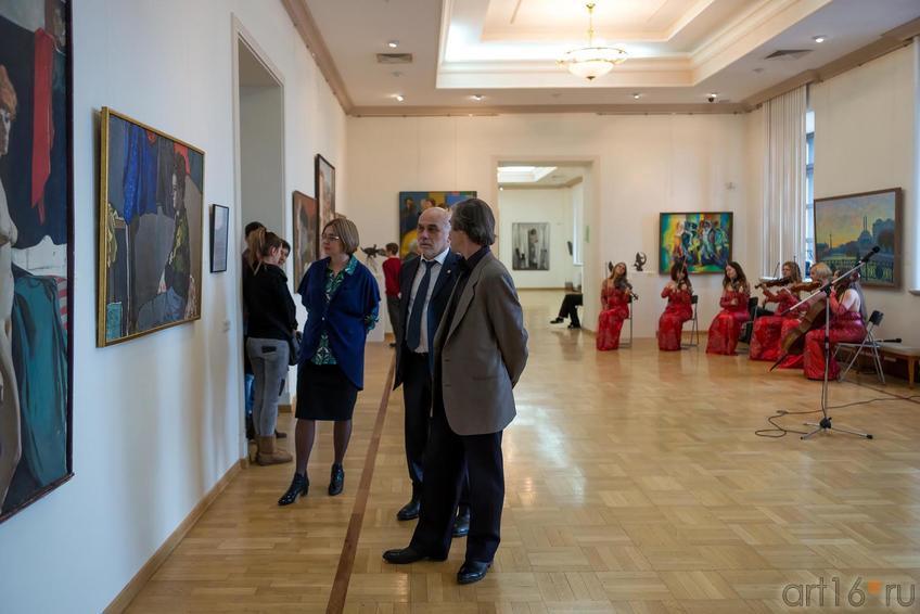 Фото №232338. Общий план экспозиции