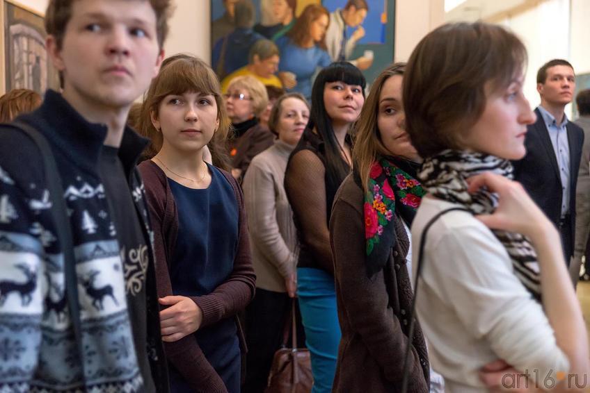 ::МГАХИ им. Сурикова. Выставка произведений преподавателей и учебных работ студентов
