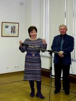 Резеда Ахьярова и Ренат Хаким