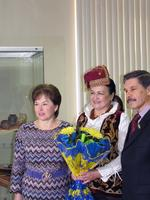 Резеда Ахьярова, Фарида Хасьянова, Роберт Минуллин