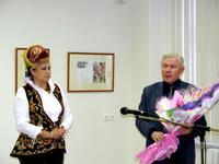 Фарида Хасьянова и Ренат Харис