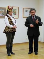 Фарида Хасьянова и Роберт Минуллин