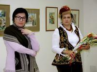 Розалия Нургалеева и Фарида Хасьянова