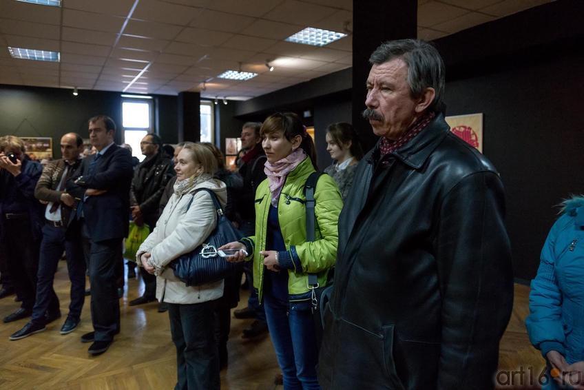 Фото №235468. Ильдар Байбеков (на переднем плане)