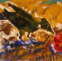 Ворона и помидор. 2007. Лысяков В.Н.