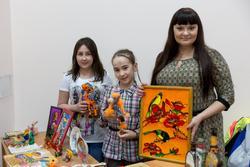 Выставка ДПИ «Казанская чаша» во Дворце спорта 28-30 марта 2014