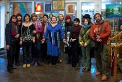 «Летели гуси над Казанью». Открытие выставки