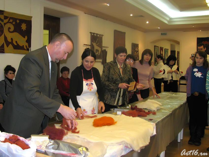 Фото №24889. Талгат Масалимов (г. Уфа, Башкортостан), Роза Рахматуллина (Г. Бугульма, Татарстан)