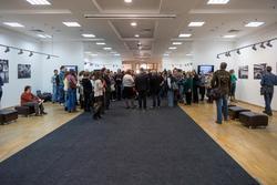 Открытие выставки В.Сычева