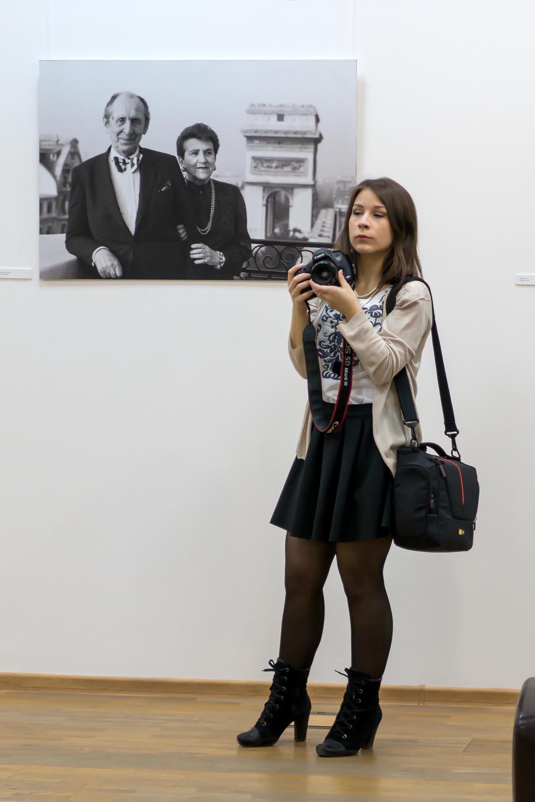 Фото №256094. На фоне фотографии В.Сычева «Vladimir Horowitz-009»