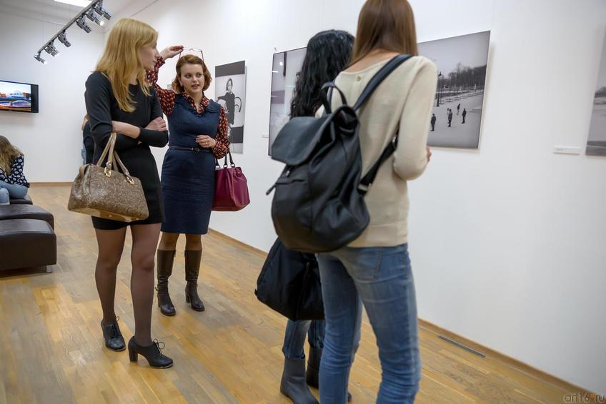 ::«Bonjour, Paris!..» Фотовыставка Владимира Сычева. Парижский период