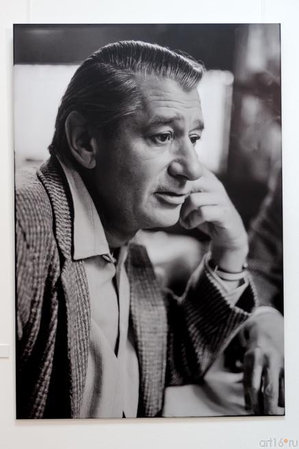Хельмут Ньютон (Париж, 1981)::«Bonjour, Paris!..» Фотовыставка Владимира Сычева. Парижский период