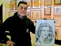Фарид Вахитов. художник-карикатурист