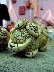 Изделия гончарной мастерской «Корвус» Галерея ремёсел мз Нижнего Новгорода
