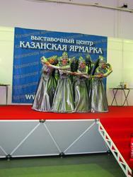 Танцевальный ансамбль «Серебряный браслет»