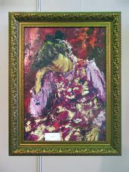 Красный сарафанчик. 2004. Александр Шадрин