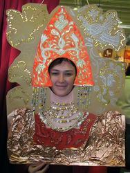 Елена Сунгатова в гостях в «Волшебной лавке»
