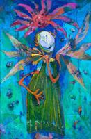Поющий ангел. 2000 г.