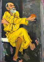 Автопортрет. 2005 г.